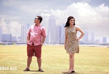 Prewed Singapore by Video Art