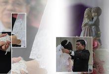 Daniel & Novi - Wedding Album by My Creation Art
