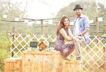 Lidho & Eva prewedding photo session by Sruang Kreatif