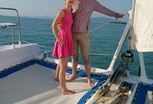 Simon and Laure - Romantic Sailing Cruise by Bantita Group
