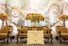 Joelle decor X The Vida Ballroom by Joelle Decoration