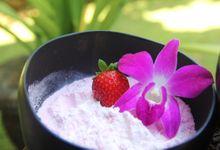 Natural Spa Ingredients by Lagoon Spa Seminyak