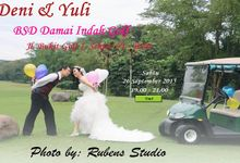 Deni & Yuli - 26 Sept 2015 by LUVI - Digital Wedding guest book