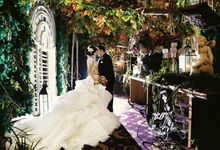 Enchanted Fairy Tale by Arnold and Cindy by Pizzaro Sensation Design