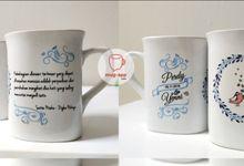 Wedding Perdy dan Yeni by Mug-App Wedding Souvenir