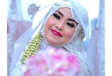Wedding From Anna + Riyan by FAME PHOTO
