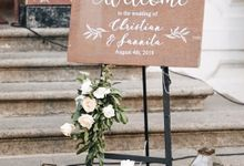 Unique Vintage Wedding Held in a Heritage Venue by Elior Design