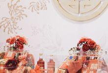 Engagement - Sangjit Decor by Elior Design
