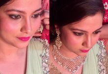 Make up and Hair Styling by Deepti Mohindar- Hair & Makeup Artist