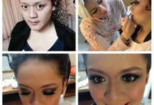 RESTY & ADY by vivi wedding make up