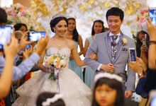 Wedding Of Farry & Caroline (Green) by Ohana Enterprise