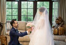 THE WEDDING OF KENDRICK & VENESIA by AB Photographs