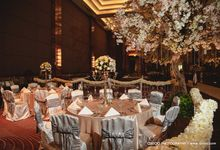 WEDDING OF NIGEL & CANDICE  BY AXIOO by Pullman Jakarta Central Park
