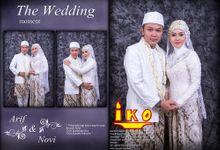 Rias & Busana Pengantin by IKO Catering Service dan Paket Pernikahan