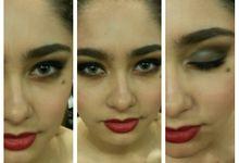 Western Make up by Veemakeupartist