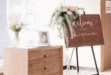 The Wedding Of Benny and Vina by Elior Design