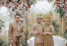 The wedding of Nabila & Aldi by HENRY BRILLIANTO