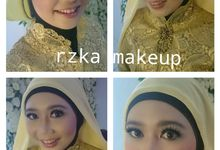 make up party simple by RZKA make-up
