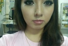 Test Make Up for Ms. Devi by Nina Chen MUA