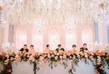 Elegant Wedding of Melvin & Kinta by AS2 Wedding Organizer