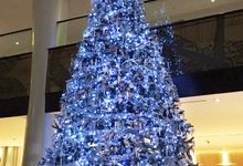Christmas at Pullman Thamrin Jakarta by Alleka Design