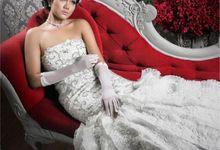 Wedding Gown by Jimmy Fei Fei