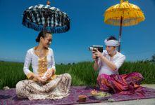 Pre-wedding Daniel & Maxien by Bali Wedding Films