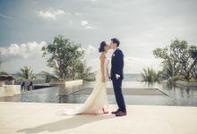 Daniel & Maxine by Bali Wedding Films