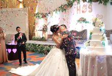 Jazz Double V Entertainment & MC Wedding Hotel Ciputra Jakarta - Anthony Stevven by Anthony Stevven