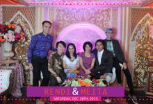 The Wedding of Rendi & Meita by Kalandra Gallery