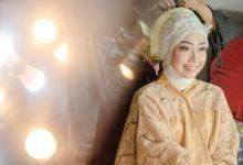The wedding of Nikita - Hendra by Memorable Wedding Photography