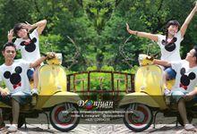 Amin & Tri - Pre Wedding by Donjuan Photography