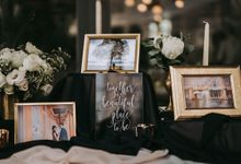 A Luxury Romantic Wedding by Glittering Carousel