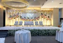 Wedding Christian & Valeria, 12 Januari 2020 by Kirana Two Function Hall