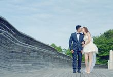 PreWed Rudy+Evelyn by Caelis Photo