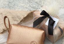 Boxy Pouch for Cinta & Radhi by Memoire Souvenir