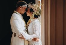 The Wedding of Rassya & Daru by Bantu Manten wedding Planner and Organizer