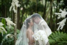 Intimate Rustic Forest Wedding by Manten Ballroom