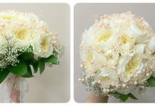 Classic white by Ste Florist