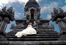 Prewedding Acin dan Noni by APS Photography