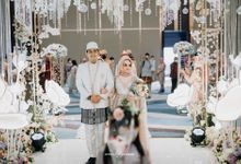 The Wedding of Dania & Romy by Sky Wedding Entertainment Enterprise & Organizer