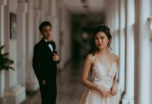 Prewedding shoot with Allie and Joshua by By Priscilla Er / Makeup Artist