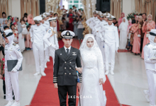 Wedding Donny and Dewi by 3KENCANA PHOTOGRAPHY