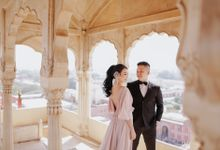 Kelvin & Cindy - India Session by Flawless Pictures