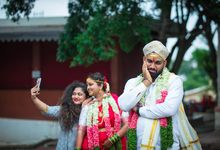 Bharat weds Gnaneshwari by CLASSY CLICKS