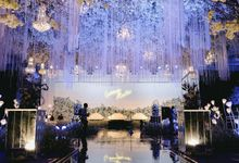The Wedding of Yosua & Nadia by PRIVATE WEDDING ORGANIZER