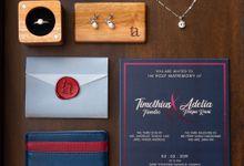 L'estudio Journal Timothy & Adelia by L'estudio