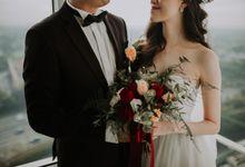 Solemnization & Matrimony: Bryan & Emily by Jessielyee.