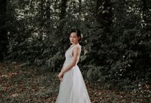 Local Malaysia Engagement & Pre-Wedding of Kevin & Pinkiee by Jessielyee.