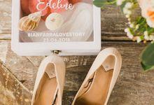 Ian & Farra Intimate Beach Villa Wedding by Vilia Wedding Planner
